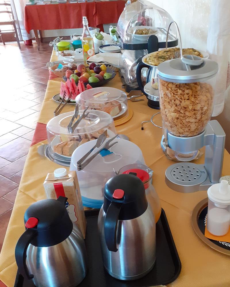 Breakfast Agriturismo Su Solianu