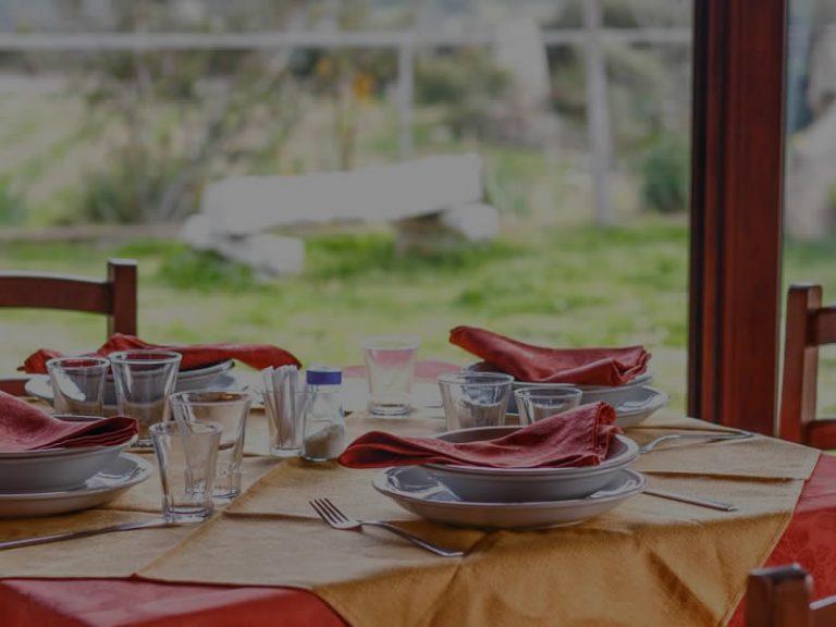 La cucina Agriturismo Su Solianu
