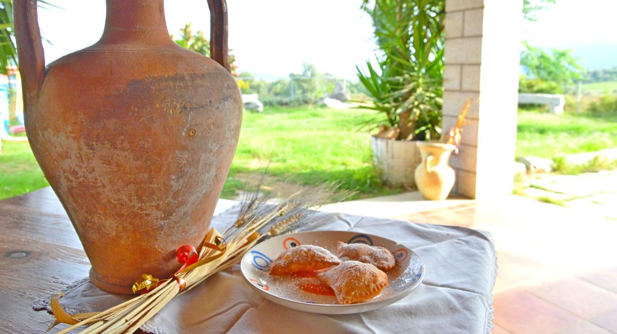 Our cuisine Agriturismo Su Solianu