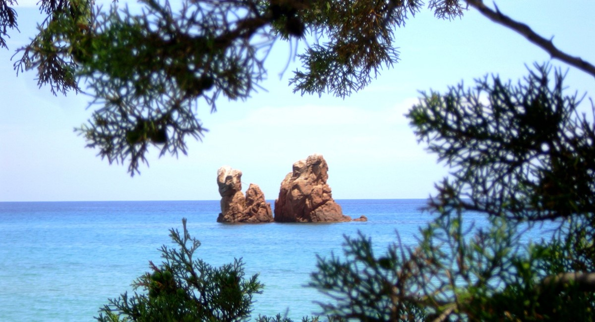 Spiaggia di Cea Agriturismo Su Solianu